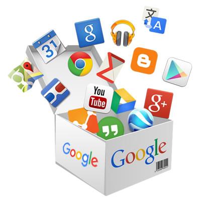 10 Aplikasi Google Terpopuler